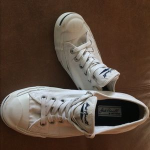 Converse tennis designed by Jack Percell
